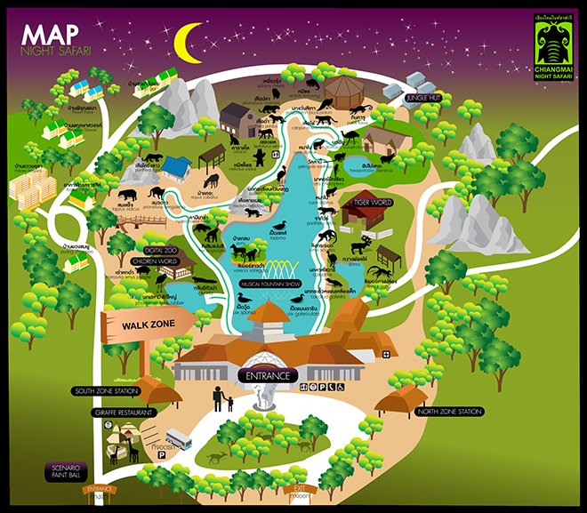 attractions near chiang mai night safari, ATTRACTIONS NEAR CHIANG MAI NIGHT SAFARI, chiang mai night safari nearby attractions, CHIANG MAI NIGHT NEARBY ATTRACTIONS