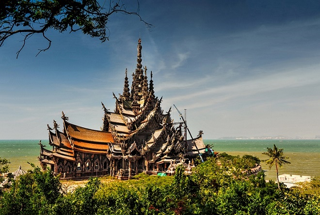 Philosophy Sanctuary of Truth Pattaya,Sanctuary of Truth in pattaya, Thailand, Sanctuary of Truth opening hours, Sanctuary of Truth location, Sanctuary of Truth tour, Temple of Thailand, Sanctuary of Truth temple