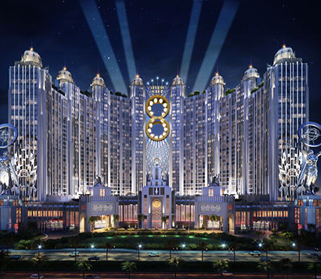 Studio City,5 Star Luxury Hotel in Macau,,5 Star Luxury Hotel in Macao,Studio City price,Studio City shows,Studio City opening,Studio City address,Batman Dark Flight,The House Of Magic,Golden Reel,