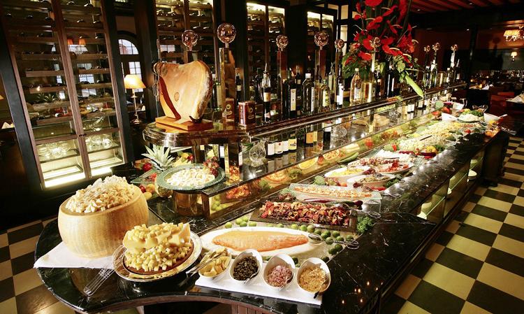 Venetian Hotel Restaurants Buffet