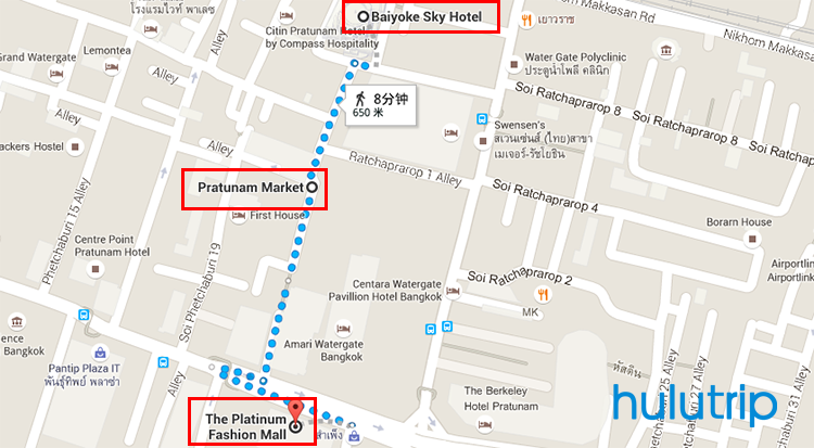 Hotels Near Platinum Ping Mall Bangkok Newatvs Info