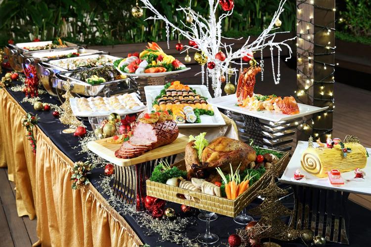 Festiva Christmas Dinner Buffet Macau Festiva Macau