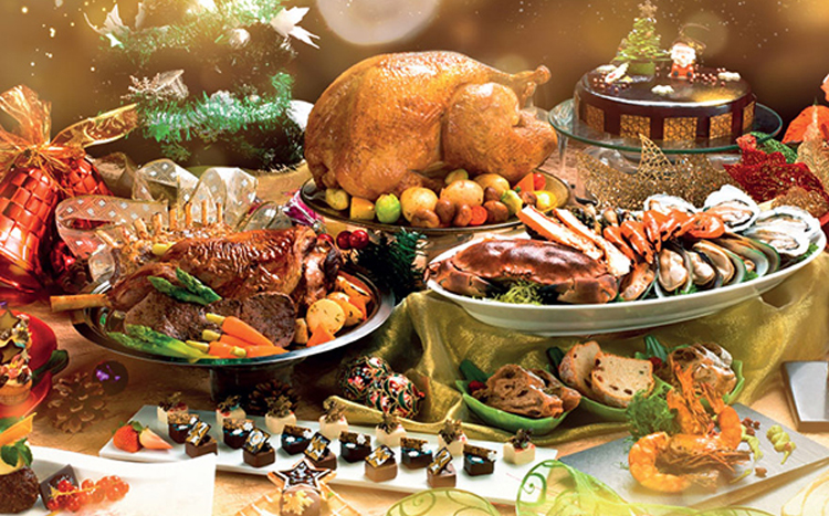 Christmas Buffet Menu Ideas   Christmas Cards