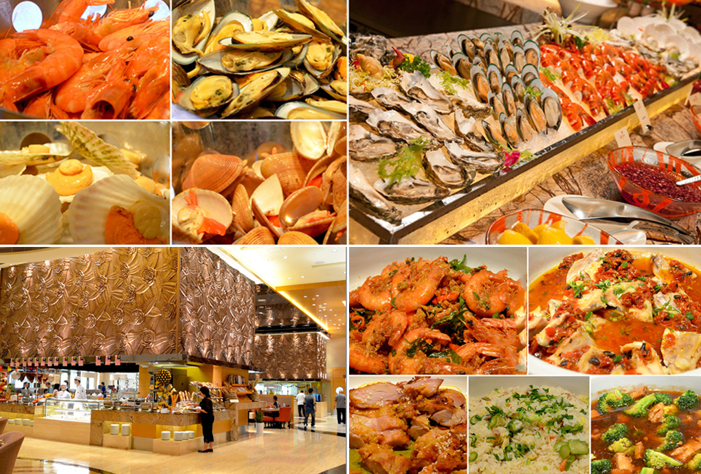 Festiva dinner buffet galaxy macau festiva buffet galaxy for Australian food cuisine