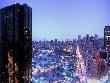 New york city winter time