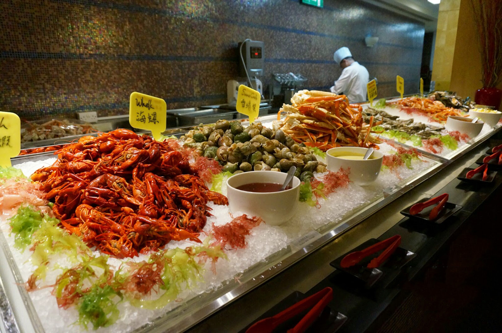 best lunch buffet in las vegas