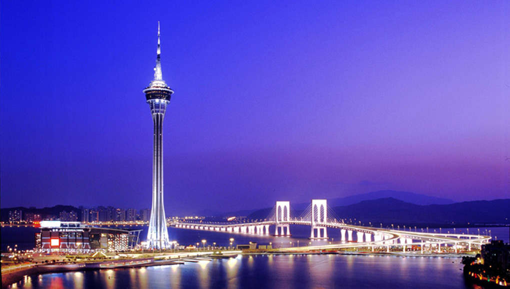 Buffet Dinner at 360 Cafe Macau Tower Buy 4 Get 1 Free