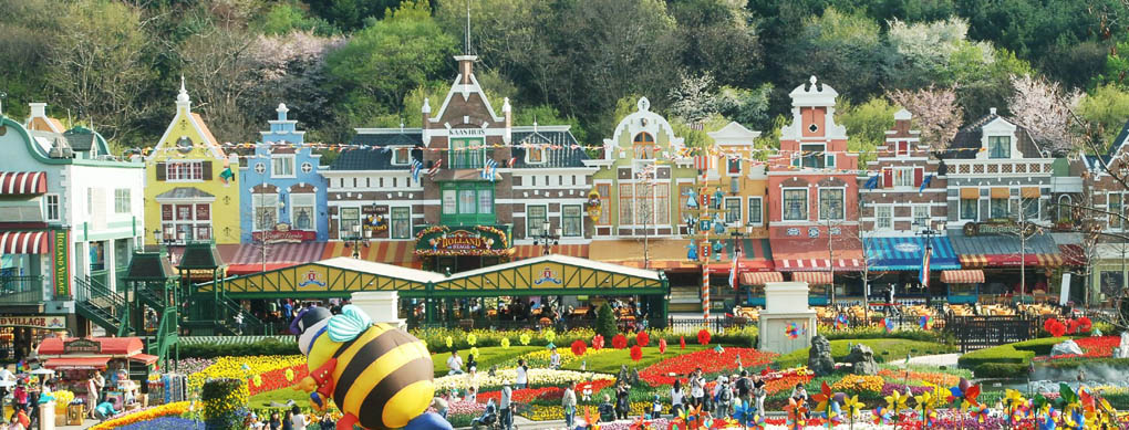 everland theme park korea hulutrip,everland package hulutrip