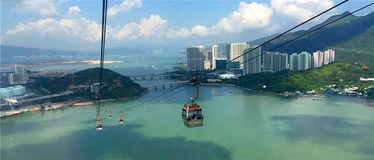 Resultado de imagem para Ngong Ping 360 hong kong