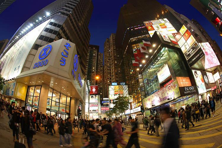 shopping in Hong Kong, shopping mall in Hong Kong, buy things in Hong Kong,place to go shopping , Causeway Bay, shopping center, city never sleep