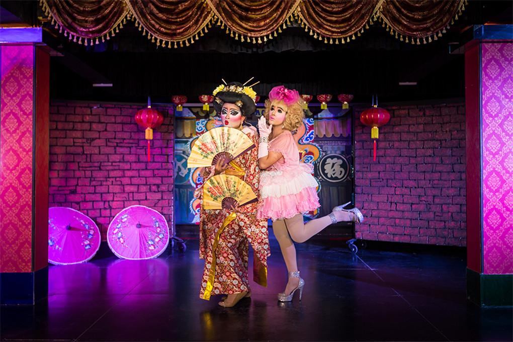 Blue Dragon Cabaret Show Krabi Ticket Blue Dragon Cabaret