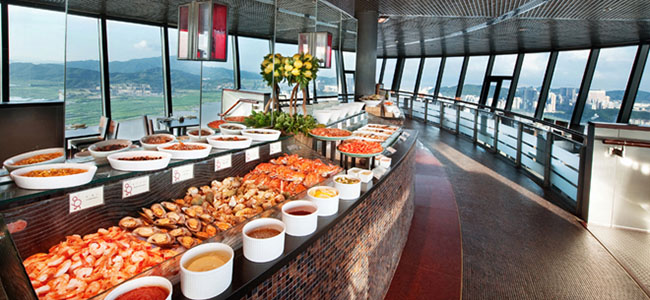 Everyone Shares HK$107 OFF in Best Macau Buffet Offer 2017,Sharing Coupon in Macau Tour 2017,360 Cafe Buffet Dinner Offer Cost,Top Buffet in Macau