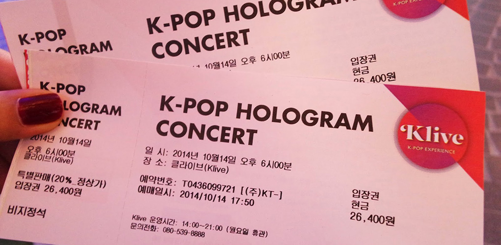 buying tickets klive hulutrip,klive online booking hulutrip,booking tickets klive hulutrip,kpop hologram concert hulutrip,