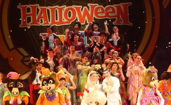 lotte world halloween 2016halloween party lotte world - World Halloween Day