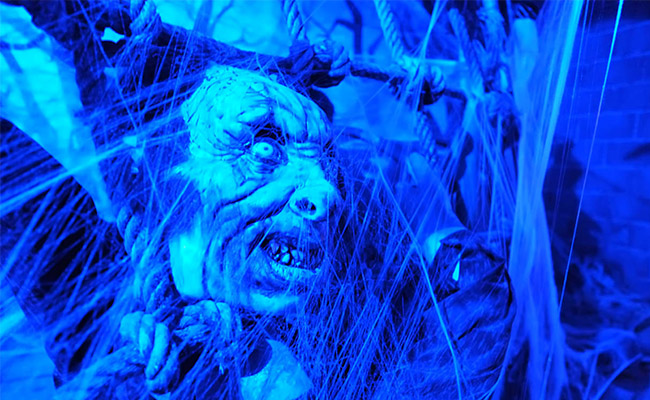 nightmare in phukethalloween attraction phuket 2016halloween scary hell phukethalloween haunted