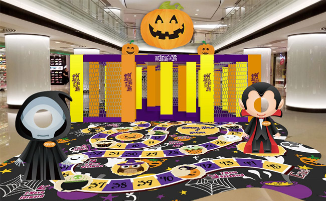 October 22-30 Whampoa World Halloween Event 2016,halloween event hk 2016,hong kong event calendar 2016,halloween hk celebration 2016,halloween family event 2016,halloween hk 2016