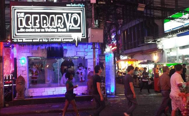 Icebar V2O Pattaya in Walking Street, Halloween Recommed 2016, Pattaya Nightlife, V2O Ice Bar nearby attractions, Near The Ice Bar V2o, The Ice Bar V2o location, The Ice Bar V2o map, The Ice Bar V2o address, ice bar Pattaya, Pattaya night bars, Halloween Recommend bars 2016, Pattaya walking street bars, walking street nearby attractions, V2O Cocktails & Ice Bar, V2O Ice Bar Drinks Menu, V2O Ice Bar Drinks Price, V2O Ice Bar Drinks Cost