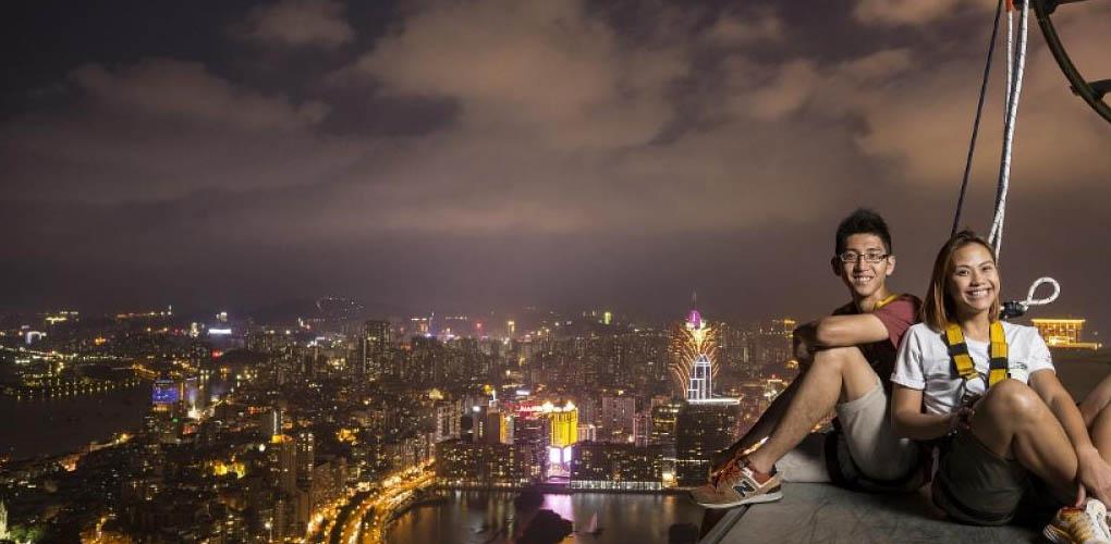 Macau Tower Skywalk Package Coupon, Macau Tower Skywalk Package 2017 Price, Where to Book Macau Tower Skywalk Package