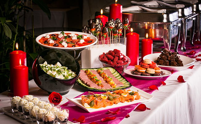 Valentines Day Dinner Buffet At Le Buffet The Parisian Macao The