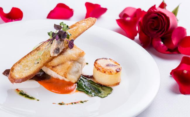 Valentine Fine Dining With Seafood At The Apron Galaxy Macau Galaxy