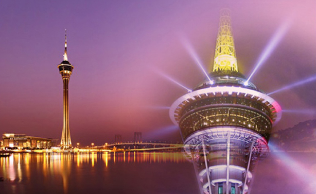 Unlimited Free Child Accompanied for 360 Cafe Buffet Dinner Macau Tower 2017