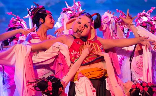 Ferry from-to Hong Kong Included Monkey King Show,Monkey King Macau with Ferry Package,Turbojet
