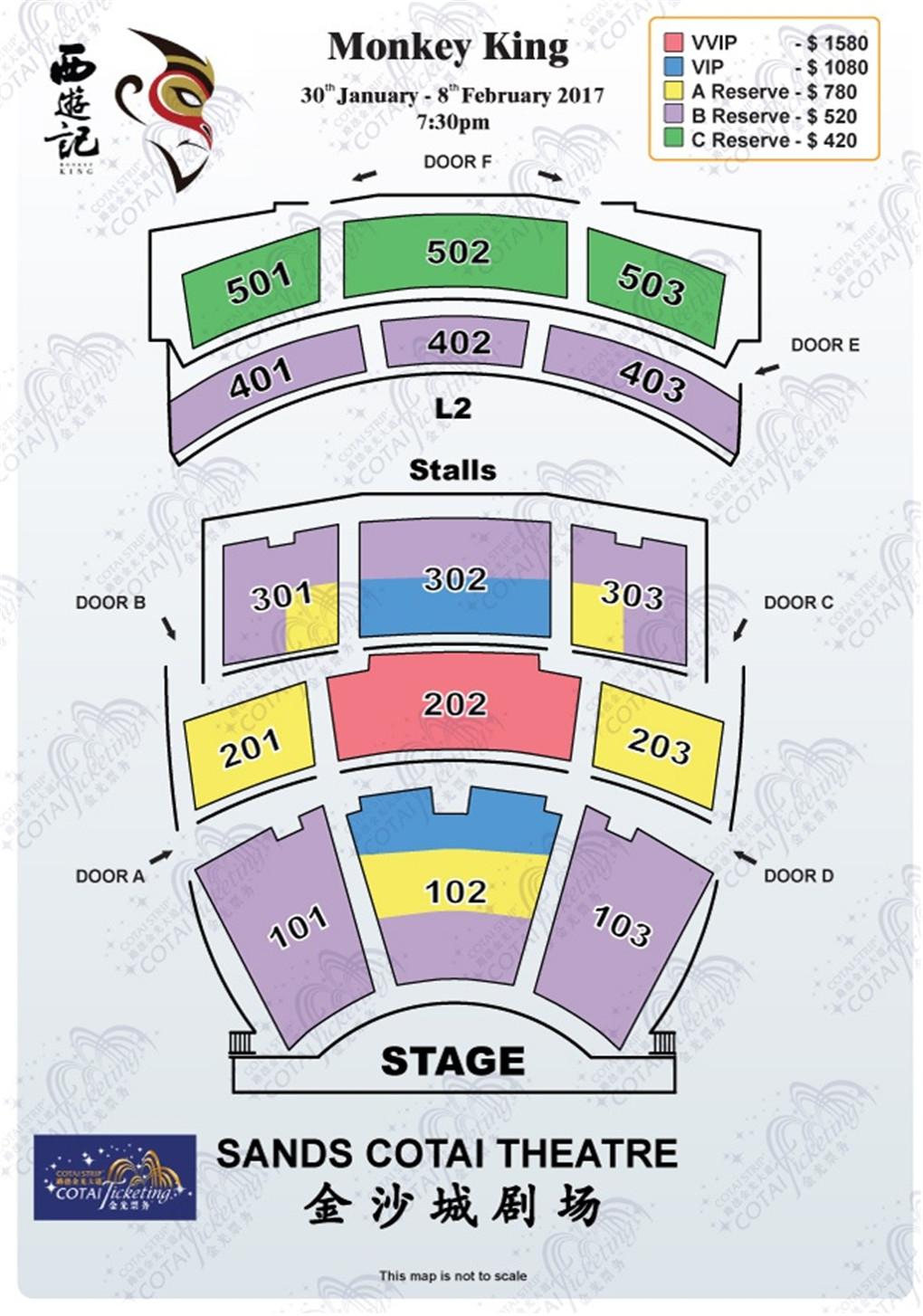 Monkey King Macau Cheap Tickets