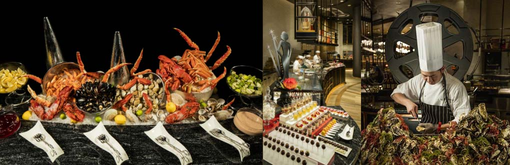 Buffet Breakfast at Spotlight Studio City Macau,Spotlight Studio City Price,Studio City Breakfast Macau
