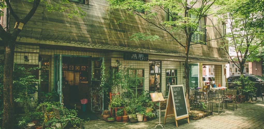 Simni (10ri) Cherry Blossom Road, Gwangmyeong Cave, Bundang Jeongja-dong Cafe Street, Visit Korea