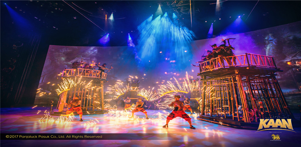 KAAN Show Pattaya at Dluck Cinematic Theater, Kaan Show Pattaya Ticket, Kaan Show Pattaya Price, Kaan Show Pattaya Promotion, Kaan Theater Group Ticket, Dluck Cinematic Theater
