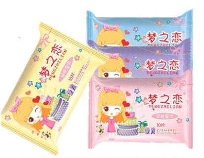 Love of Dream Antibacterial Baby Wipes (Adult Available)