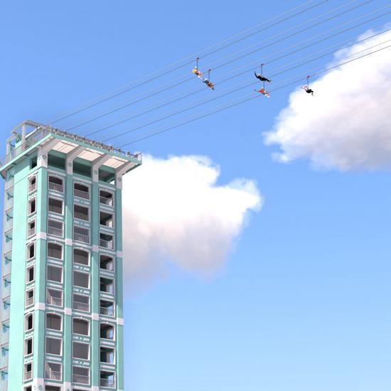 Zipcity Macau Zipline