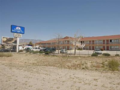 Americas Best Value Inn Albuquerque Hotel