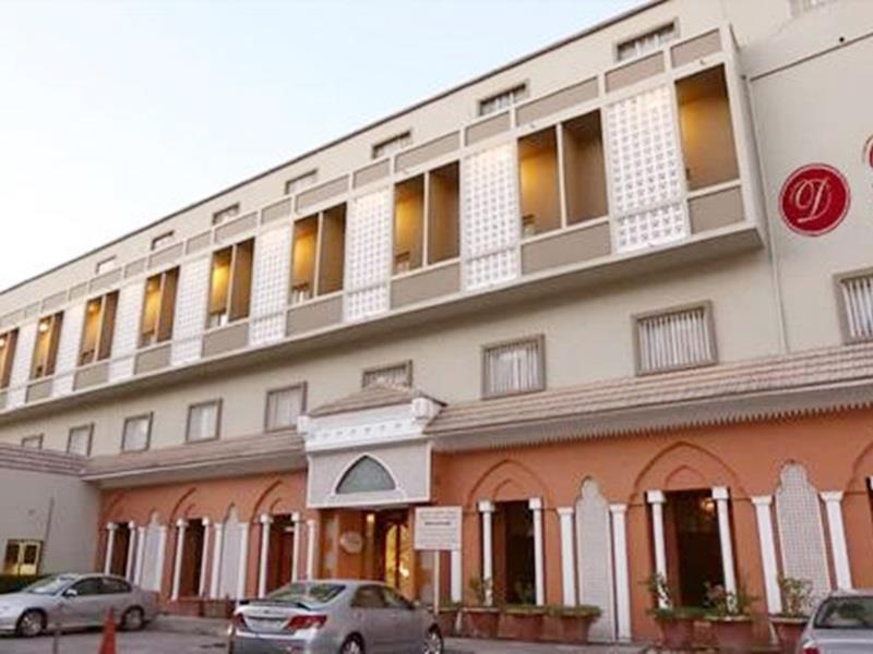 The Delmon International Hotel intro 2018