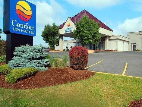 The Comfort Inn & Suites Airport intro 2018