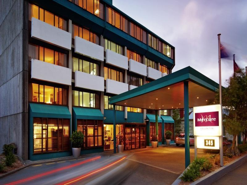 Mercure Wellington Hotel New Zealand Q&A 2017