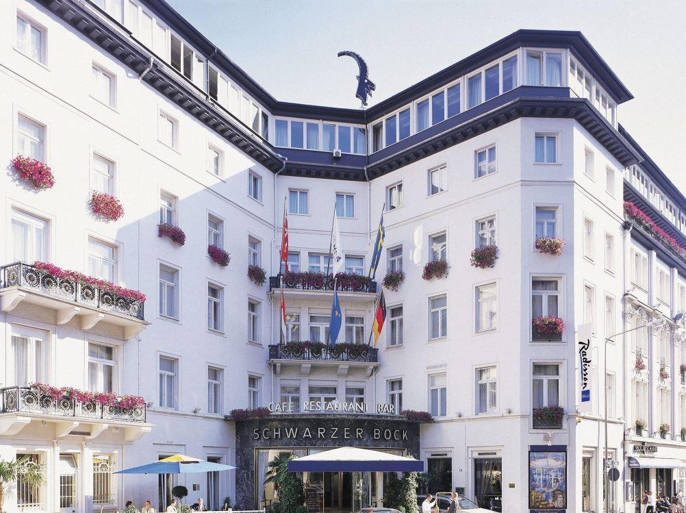 Radisson Blu Schwarzer Bock Hotel, Wiesbaden Germany Q&A 2017