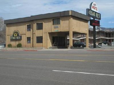 Motel Cedar Rest Cedar City