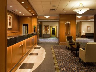 Hilton Newark Penn Station Hotel