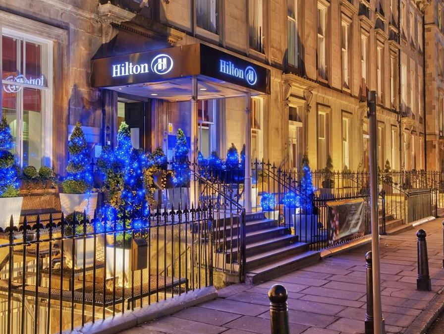 Hilton Edinburgh Grosvenor Hotel United Kingdom Q&A 2017