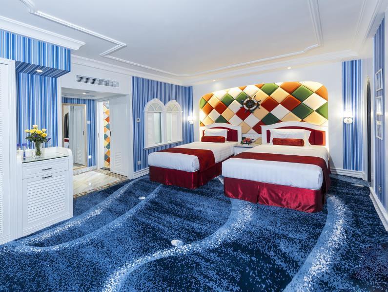 Beverly Plaza Hotel Macau Q&A 2017