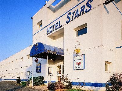 Stars Chilly Mazarin Hotel