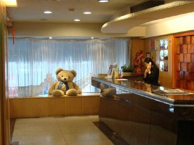 Good Ground Hotel Taichung