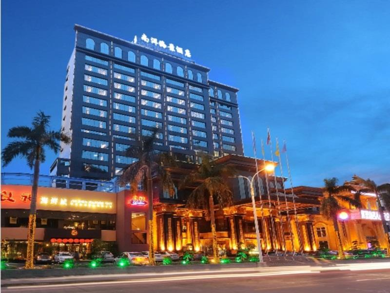 Zhuhai Nanyang Seascape Hotel is New Year Online Booking 2017