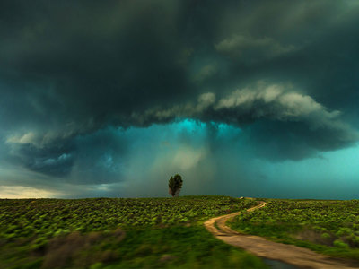 Storm near Lamar, Colorado (© john finney photography/Getty Images)