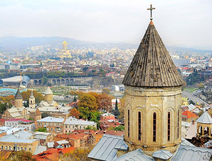 Tbilisi Tskneti Mountain Villa Tbilisi City Georgia: Azerbaijan, Georgia & Turkey-Georgia-LOCAL-Hulutrip